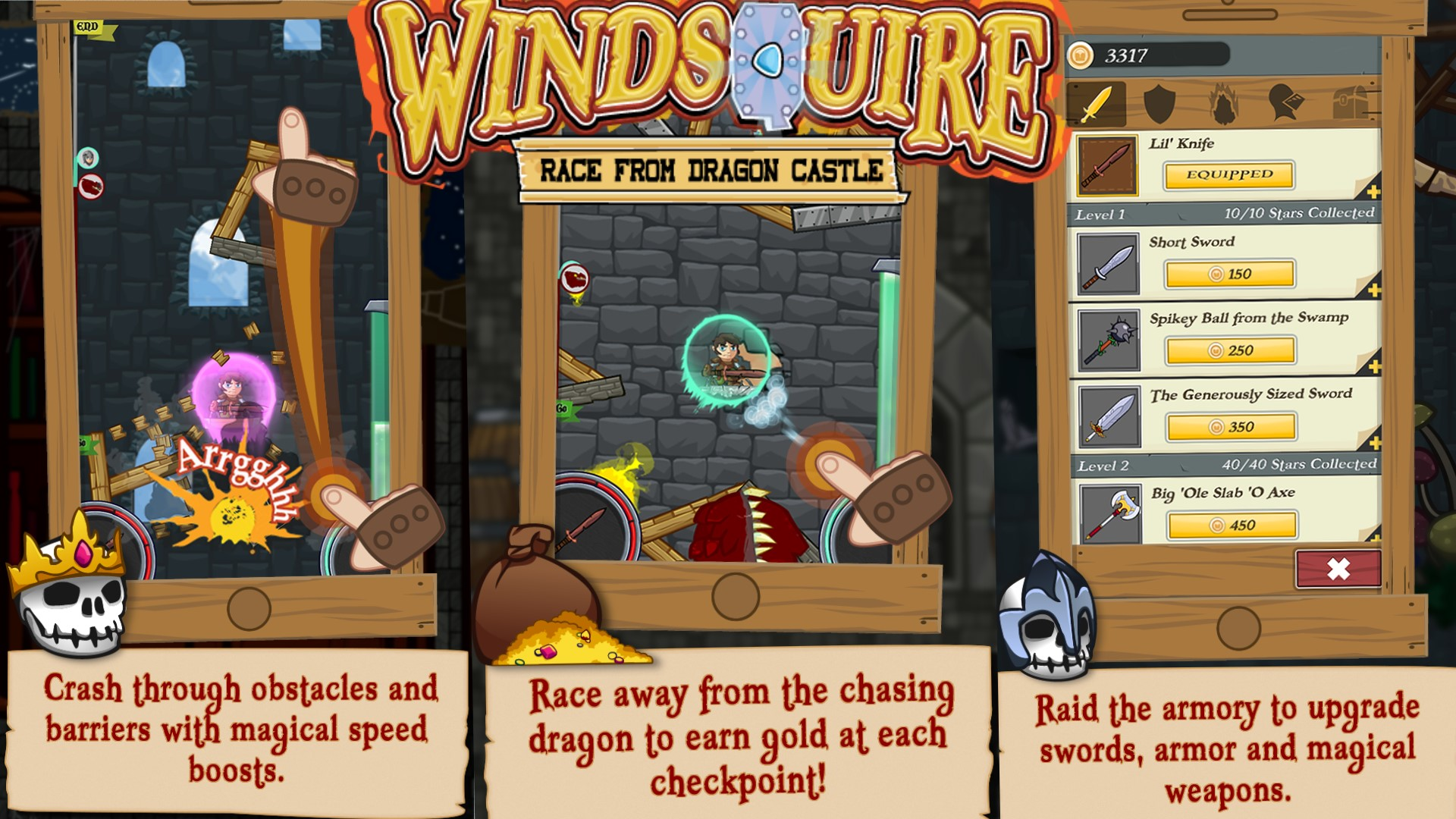 Windsquire beta
