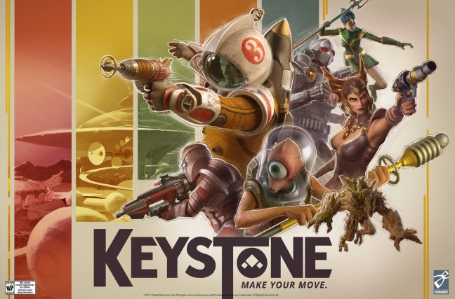 keystone alpha sign up